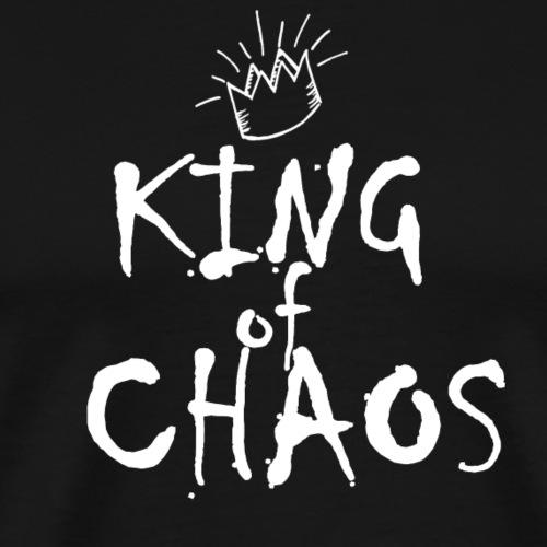 King of Chaos Tshirt ✅ - Men's Premium T-Shirt