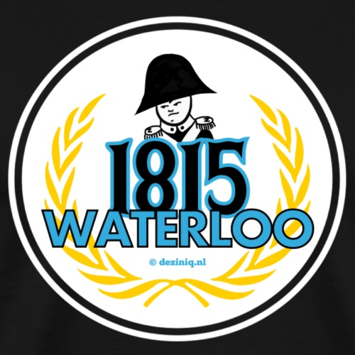 Waterloo - Mannen Premium T-shirt