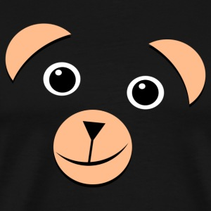 The sweet bear - Men's Premium T-Shirt