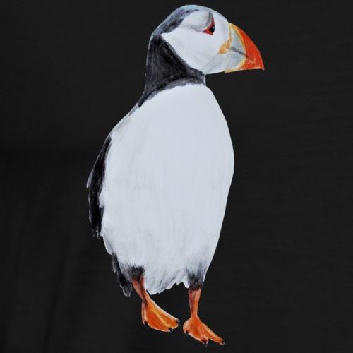 Papageientaucher - Männer Premium T-Shirt