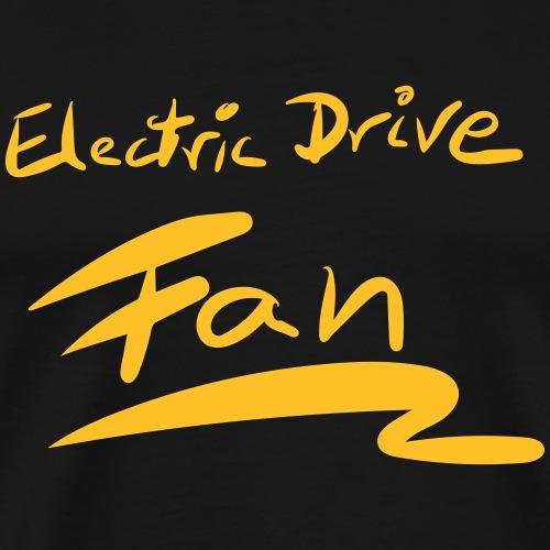 Electric Drive Fan - Männer Premium T-Shirt