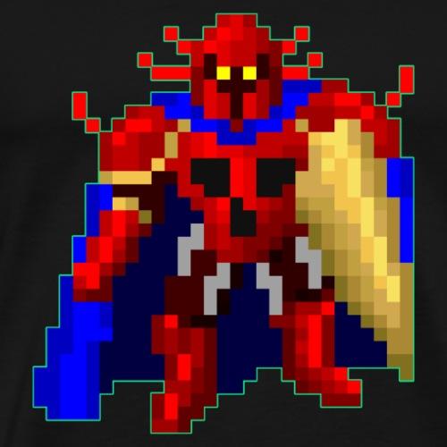 Roter Ritter - Männer Premium T-Shirt