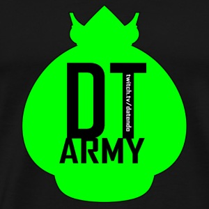 DT GREEN ARMY - T-shirt Premium Homme