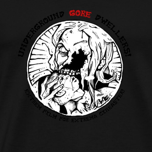 goredweller1 - Premium-T-shirt herr