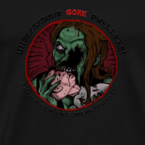 goredweller4 - Premium-T-shirt herr