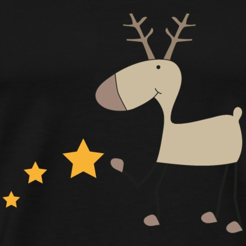 rudolfs sternenshow - Männer Premium T-Shirt
