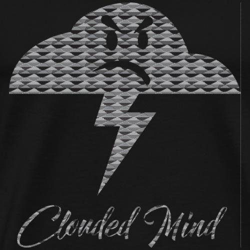 CloudedMindFeuille - T-shirt Premium Homme