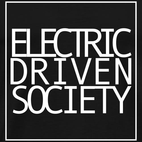 ED simple driven - Männer Premium T-Shirt