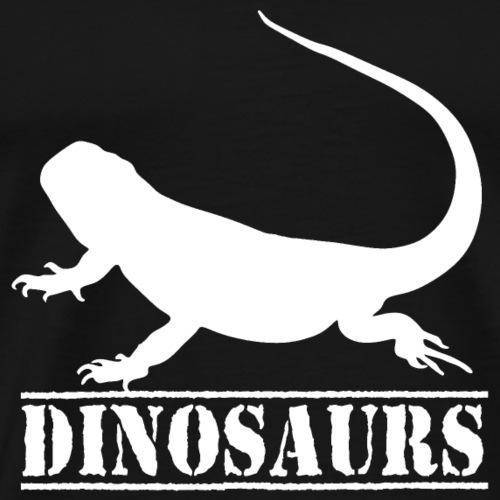 Bartagamen kleine Dinos - Männer Premium T-Shirt