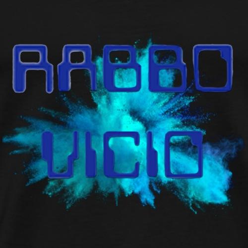 RABBO E VICIO - Maglietta Premium da uomo