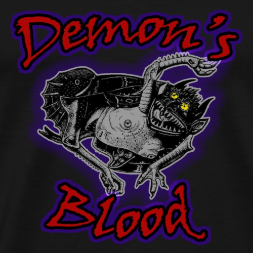 Demon´s Blood - Camiseta premium hombre