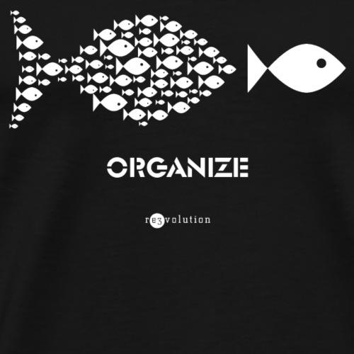 ORGANIZE - Camiseta premium hombre
