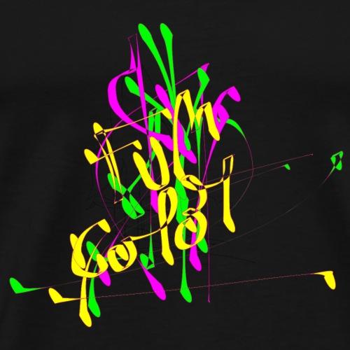 fun color - T-shirt Premium Homme