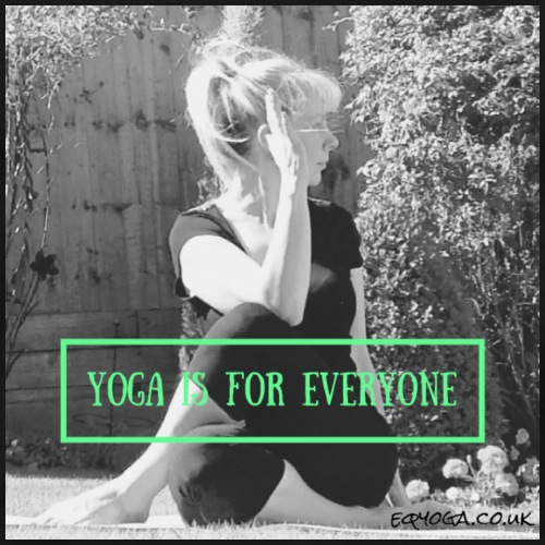 YOGA IS FOR EVERYONE - Men's Premium T-Shirt