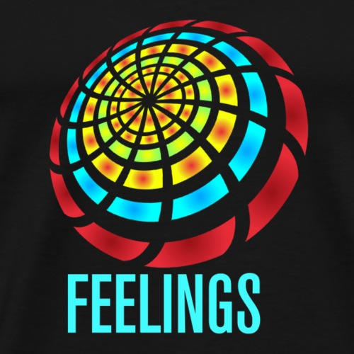 Feelings - Men's Premium T-Shirt