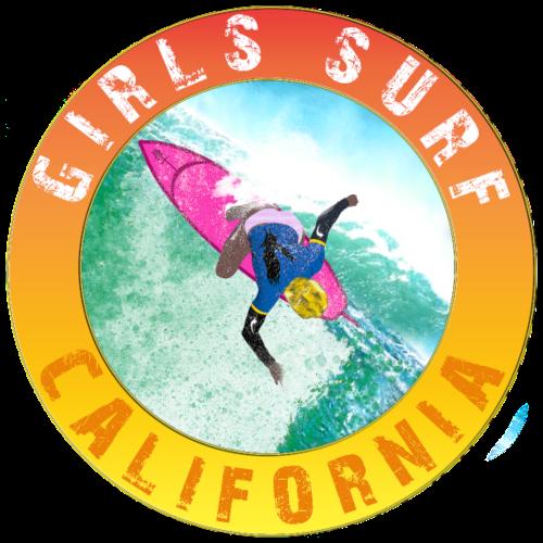 Girls Surf - Männer Premium T-Shirt