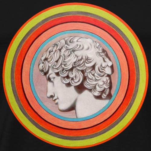 Antinoo Farnese - Maglietta Premium da uomo