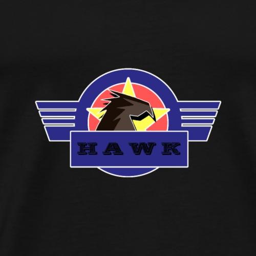 hawk - T-shirt Premium Homme
