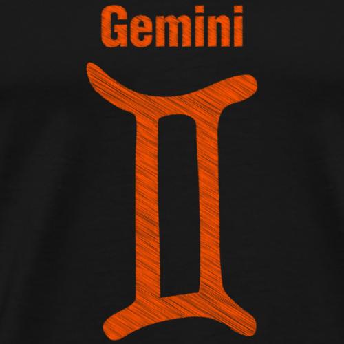Gemelli - Maglietta Premium da uomo