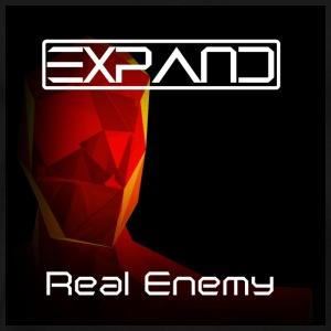 real enemy - Mannen Premium T-shirt