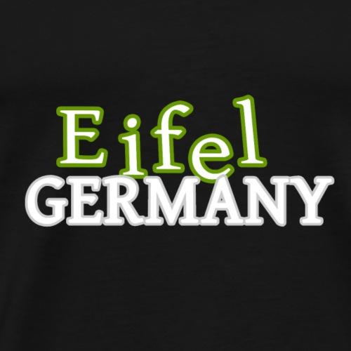 Eifel Germany - Männer Premium T-Shirt