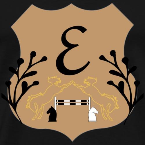 E - crazy A - Männer Premium T-Shirt