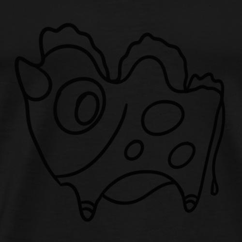 fun-animal-aurochs zabawny zubr bizon - Men's Premium T-Shirt