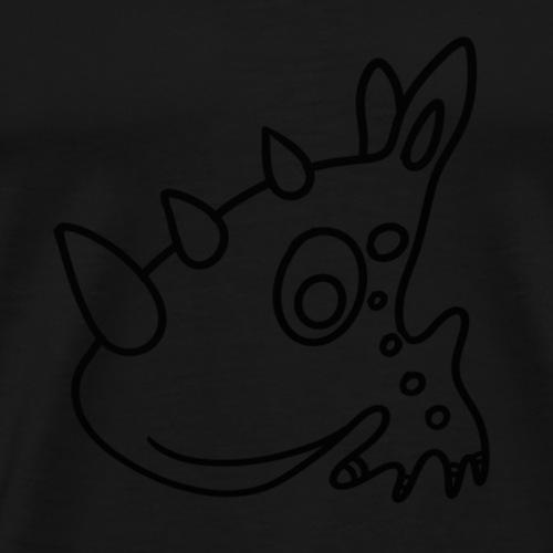fun-animal-new-rhinoceros - Men's Premium T-Shirt