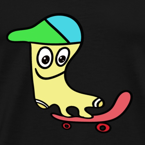 a-fun-skate-hihi - Men's Premium T-Shirt