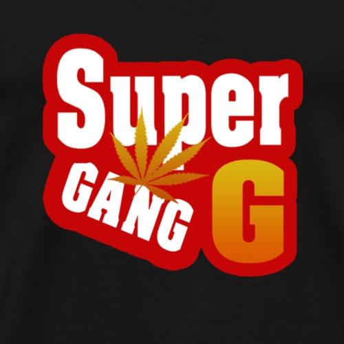 SuperG-Gang - Herre premium T-shirt