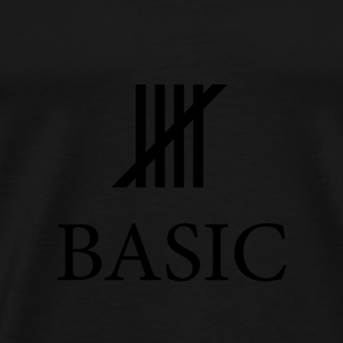 5th BSC Logo - Men's Premium T-Shirt