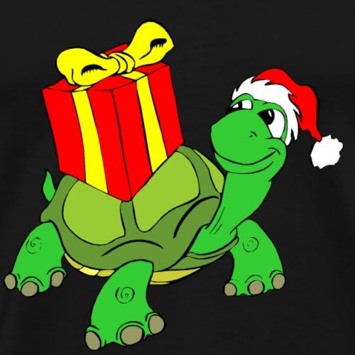 Geschnk Schildkröte - Männer Premium T-Shirt