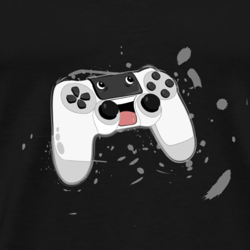 Gaming is funny - Männer Premium T-Shirt