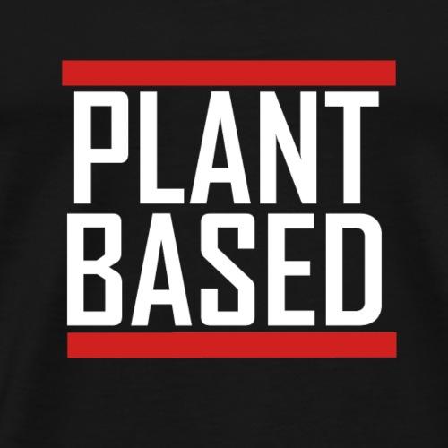 Plantbased - Vegan - Männer Premium T-Shirt