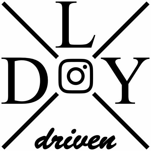 Daily Driven Germany X für den Rücken - Männer Premium T-Shirt