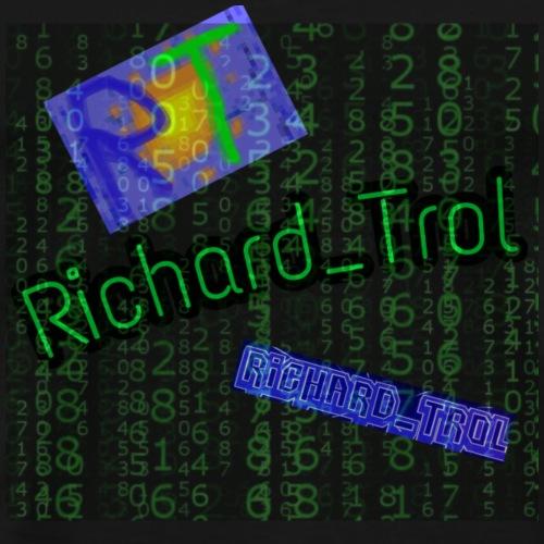 Richard_Trol H4CK3R - Männer Premium T-Shirt