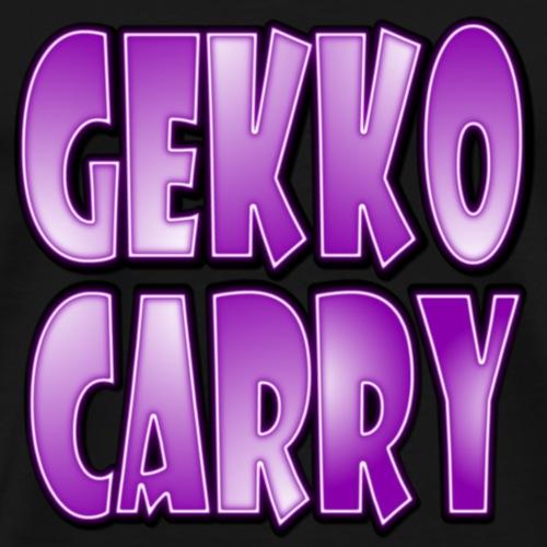 GekkoCarry - Männer Premium T-Shirt