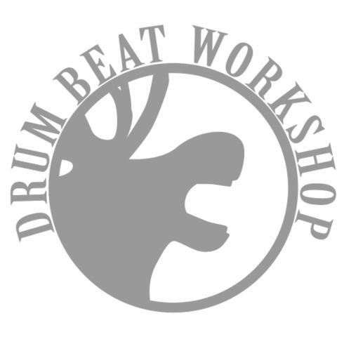 Drum Beat Workshop Moose - Premium-T-shirt herr