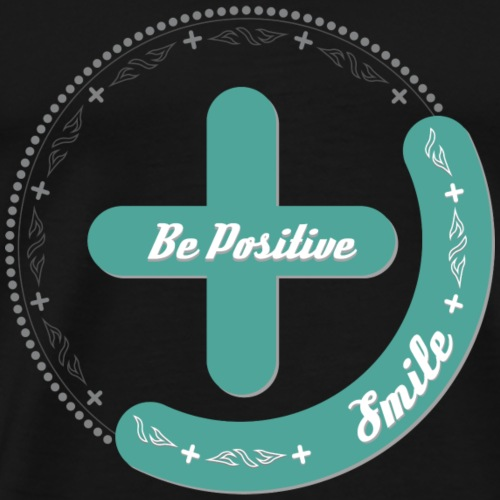 Positivo - Camiseta premium hombre