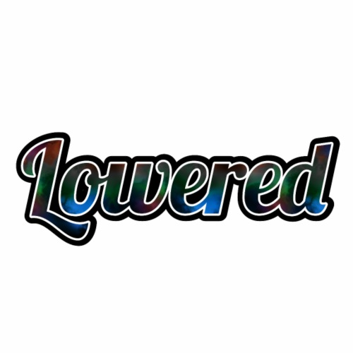 Logo low Magic Color - Männer Premium T-Shirt