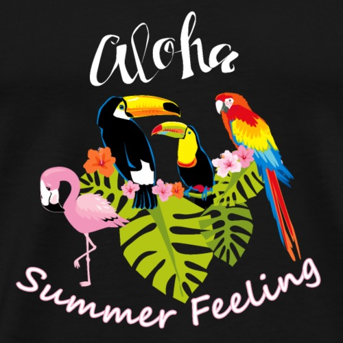 Summer Feeling - Männer Premium T-Shirt
