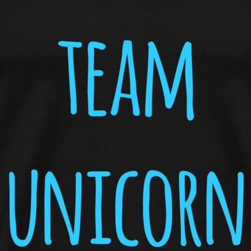 Team unicorn - Men's Premium T-Shirt