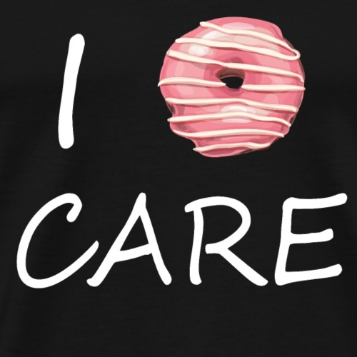 I dont care 1 - Männer Premium T-Shirt