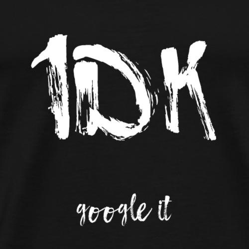 I don't know google it - T-shirt Premium Homme