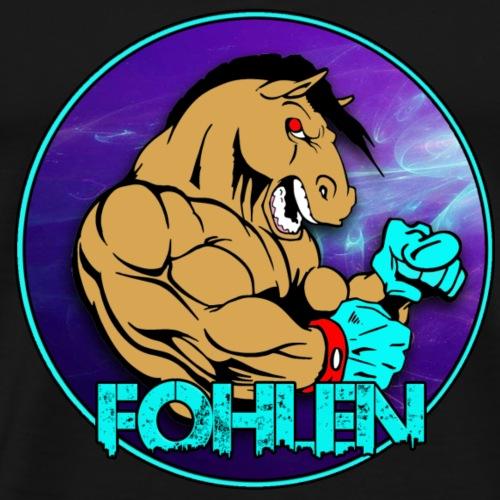 FohIenLogo - Männer Premium T-Shirt
