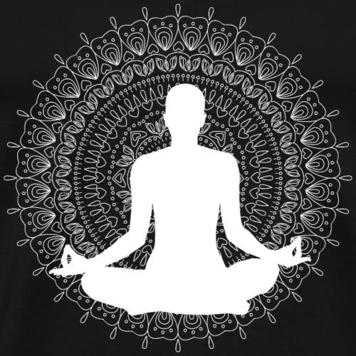 Yoga und Meditation - Männer Premium T-Shirt