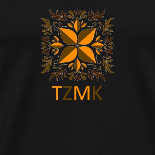 TZMK - T-shirt Premium Homme