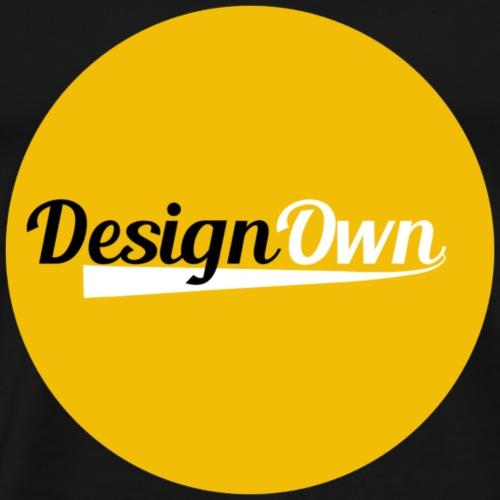 DesignOwn S W Orang - Männer Premium T-Shirt