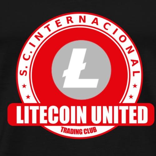 Litecoin United Crypto Shirt - Männer Premium T-Shirt