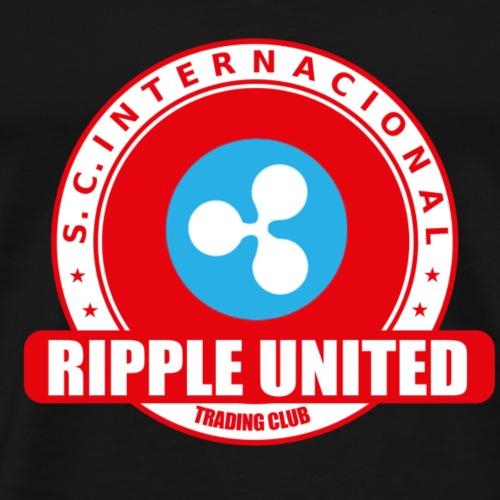 Ripple United Crypto Shirt - Männer Premium T-Shirt